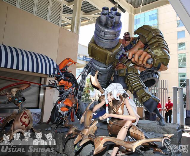 Comic Con Day 4