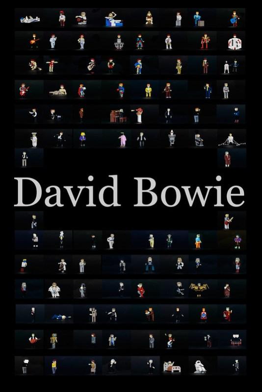 The David Bowie Minilander Project