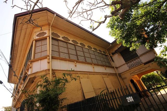 Leo Martinez Ancestral House