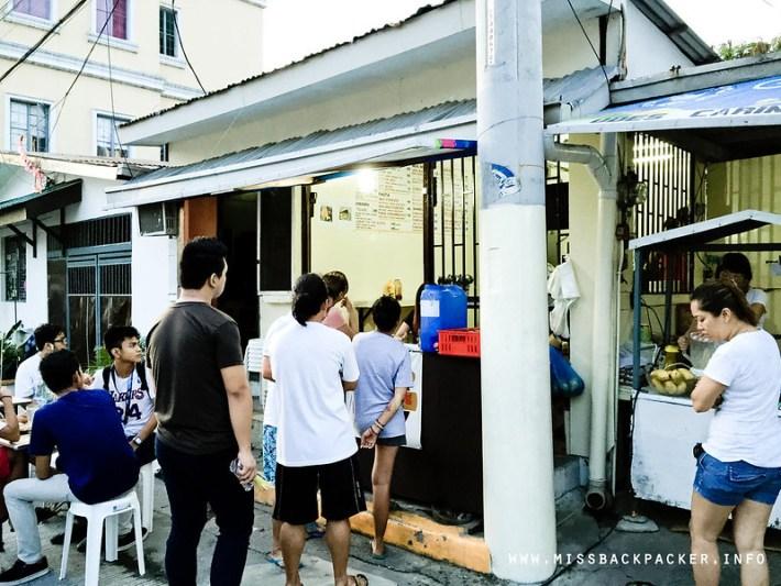 Foodspotting: Tabing Ilog