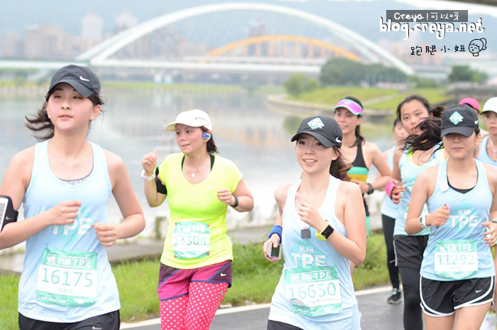 2015.6.22 | 跑腿小妞| 那一年我昏倒的 2015 NIKE #WERUNTPE 女生半馬 女子 WE RUN TPE Taipei 賽事 03
