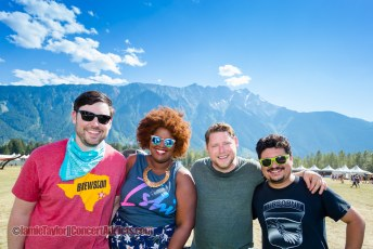 The Suffers @ Pemberton Music Festival - July 19th 2015