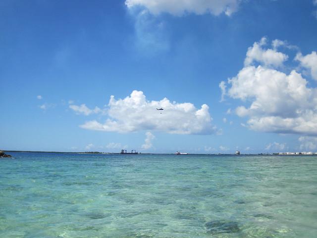 Gab Gab Beach Snorkeling Pictures