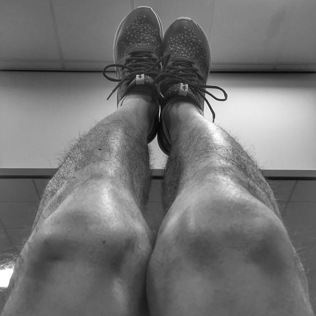 39/365 Bandy Legs