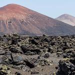 Rojo volcánico