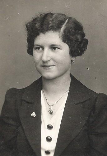2.Elisabeth Mätzschke. Zginęła w wieku 24 lat.