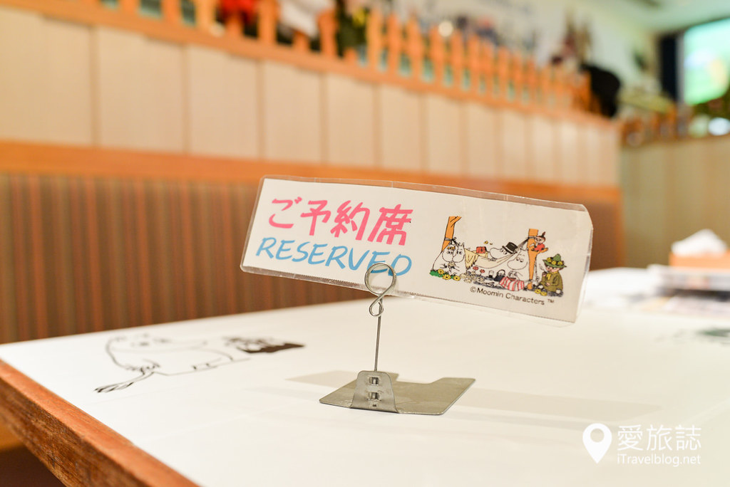Moomin House Cafe 嚕嚕米咖啡廳 11