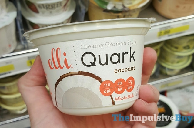 Elli Quark Coconut Yogurt