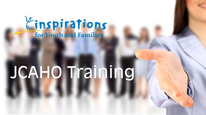Inspiratons JCAHO accreditation