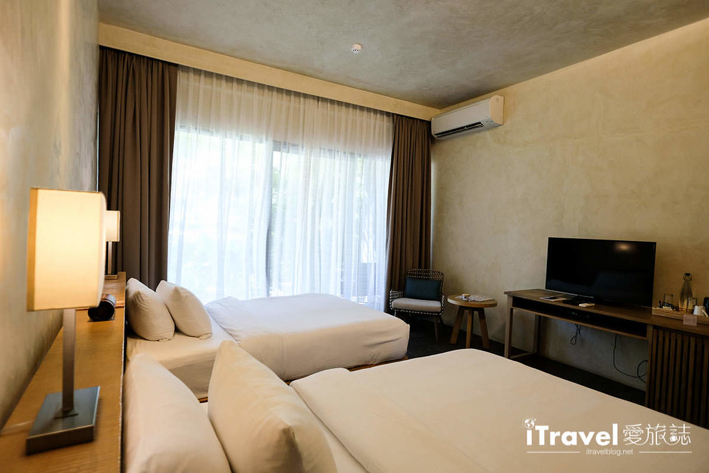 《菲律宾酒店推荐》宿雾薄荷岛阿莫里塔度假村 Amorita Beach Resort Panglao Island,海天一色令人心旷神怡。