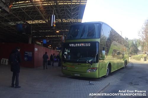 Tur Bus - Santiago - Modasa Zeus / Mercedes Benz (DPZZ61)