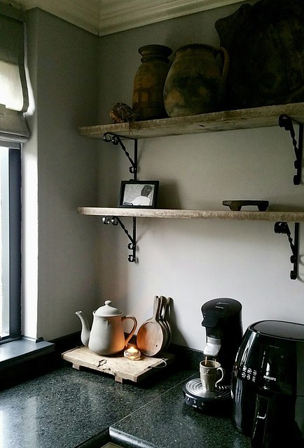 Keukenplank sober stoer