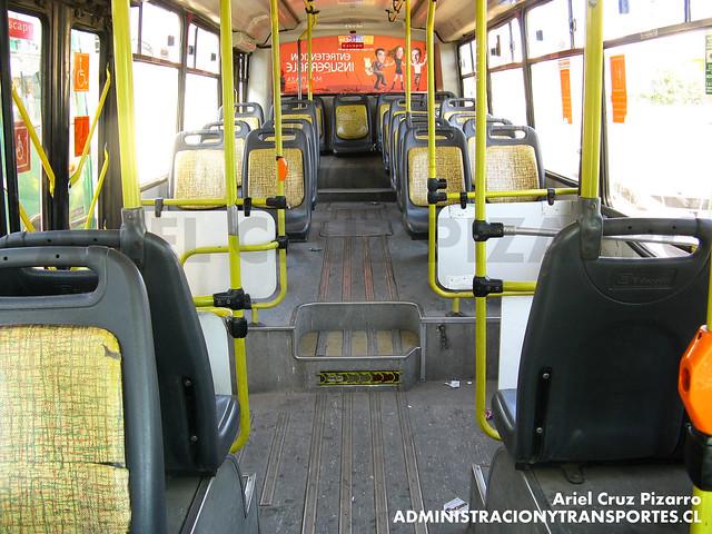 Transantiago - Comercial Nueva Milenio / Buses Vule - Metalpar Tronador / Mercedes Benz (XU9388)