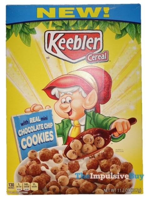 Keebler Cereal