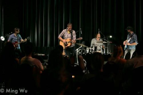 Winchester Warm @ Ottawa Bluesfest 2015