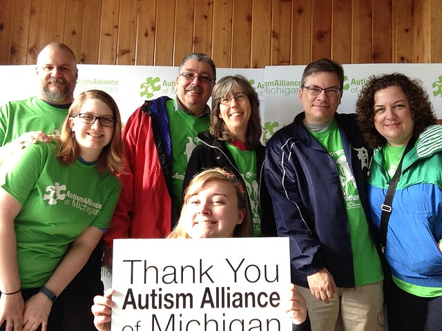 1st Annual Autism Hero Family Walk