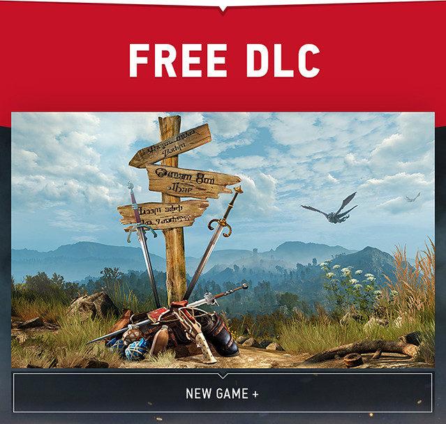 The Witcher 3 Final Free DLC Is A New Game Mode