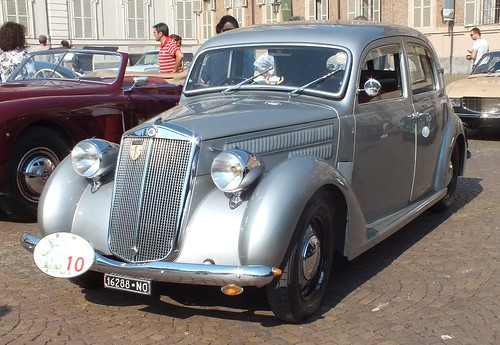 Lancia Aprilia Bilux farina 1939