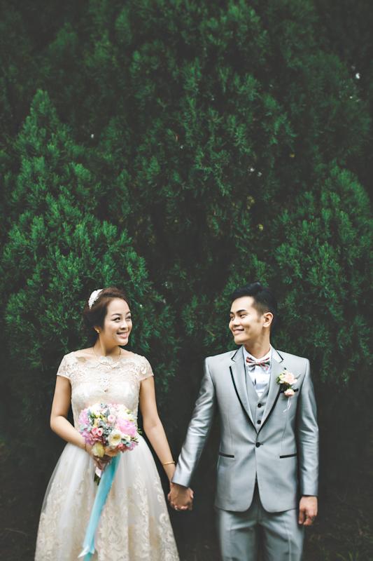 Goh wedding