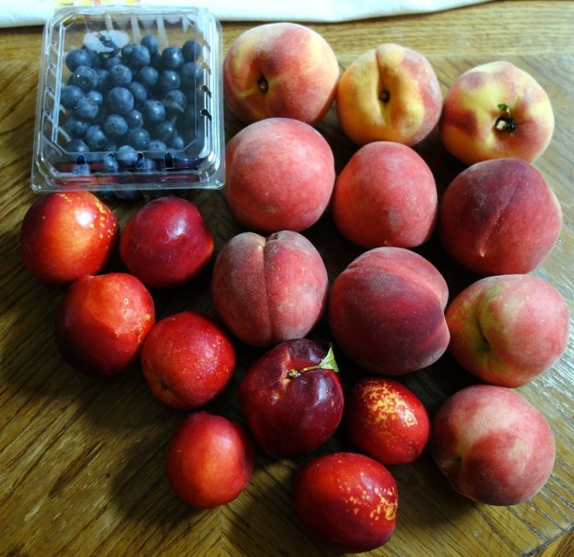 Homestead Creamery Fruit Delivery Week 2