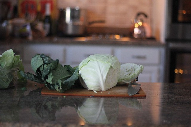 Hot Cabbage & Collards| Southern Soufflé