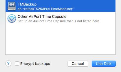 เลือก Disk เป็น QNAP Turbo NAS