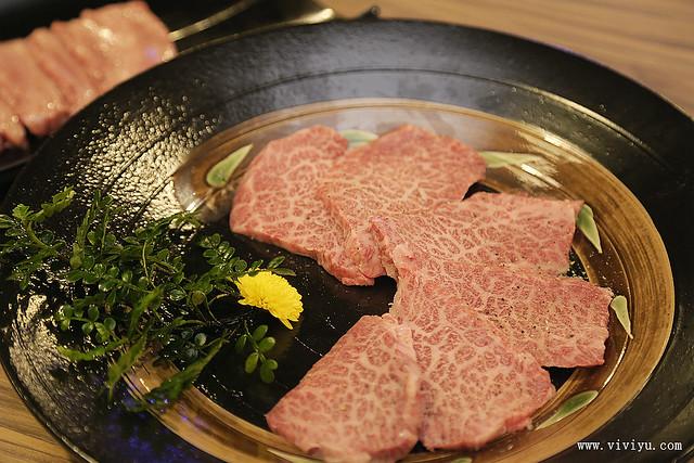 台北,帝王蟹,燒肉,約客夏男孩,約客頂級和牛燒肉,美食,肋眼牛排,角切 @VIVIYU小世界