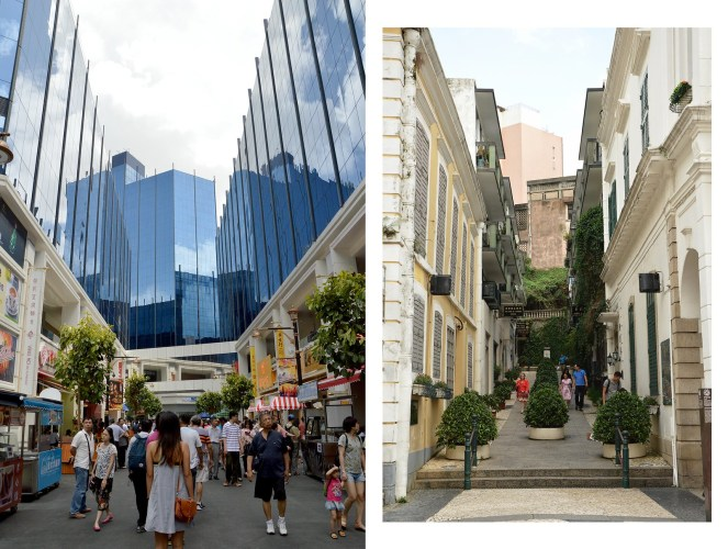 Broadway Macau, Senado Square, photography