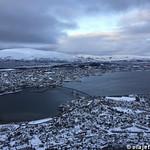 Viajefilos en Tromso, Monte Floya 012