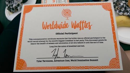 World Domination Summit #WDS015
