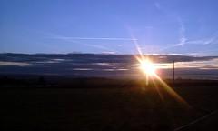 Blackmore Vale sunrise