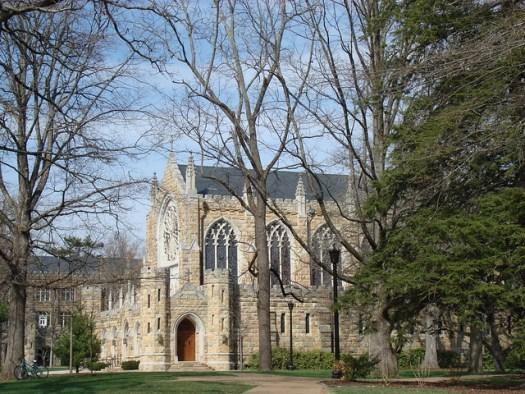 All Saints Chapel, University of the South, Sewanee TN