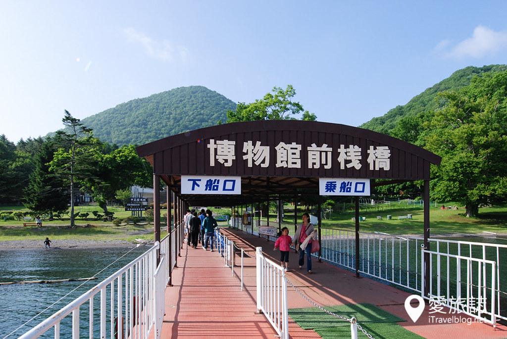 洞爷湖观光游览船 12