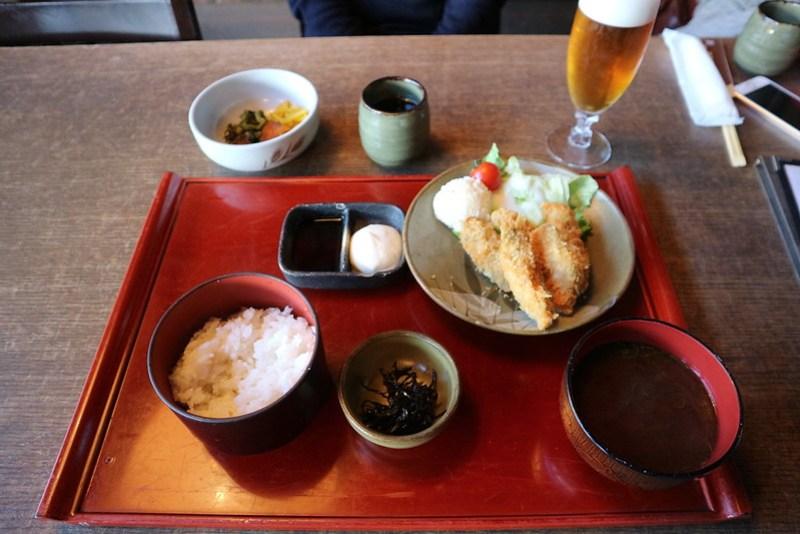 Dónde beber y gastronomía en Ise (Japón) - Cervecería japonesa Ise Kadoya Beer Nikenchaya.