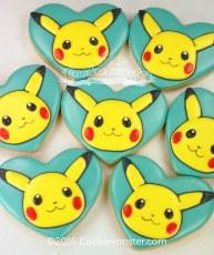 Pikachu Heart