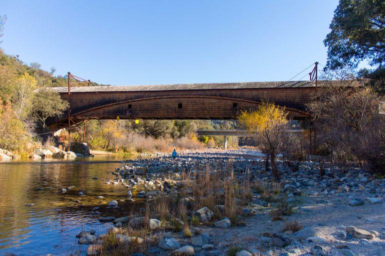11.29. Bridgeport at South Yuba River SHP