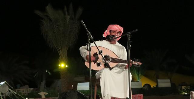 arabian nights village live music