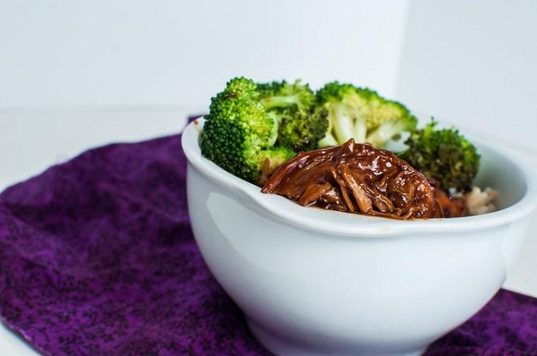 Honey Teriyaki Chicken Rice Bowls 1
