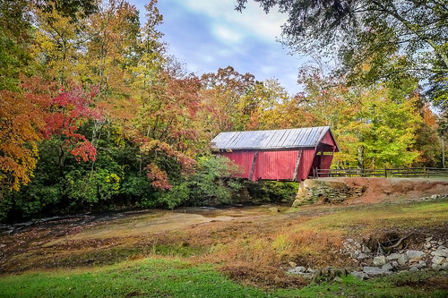 Campbell Covered Bridge-004