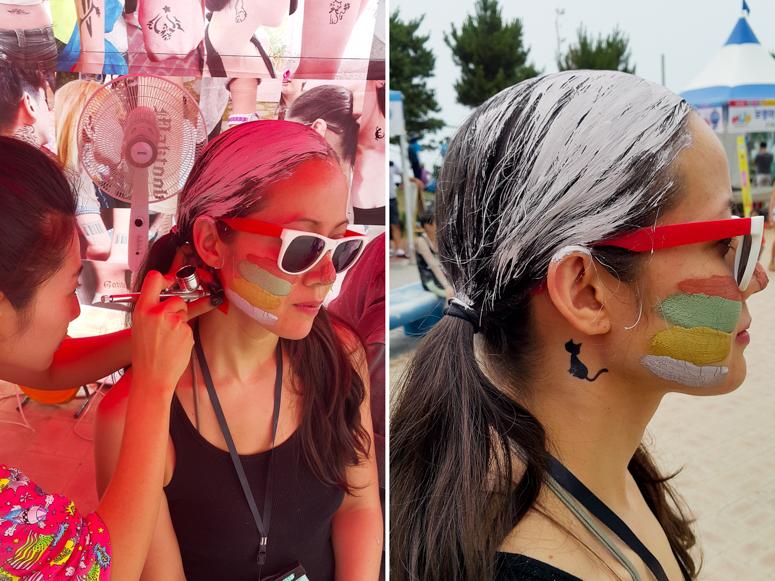 korea // boryeong mud festival | 보령머드축제
