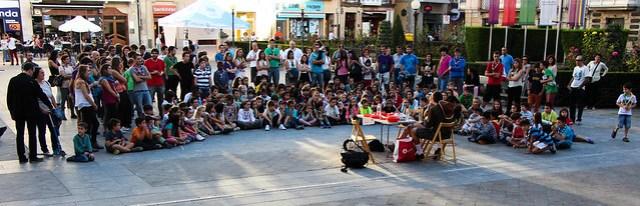 Jornada de Visibilización Araba 2014