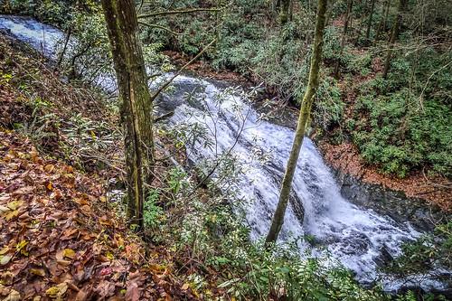 Cascade Lake Road Waterfall-003
