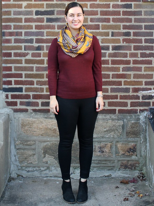 LOFT Sweater, Kohls pants