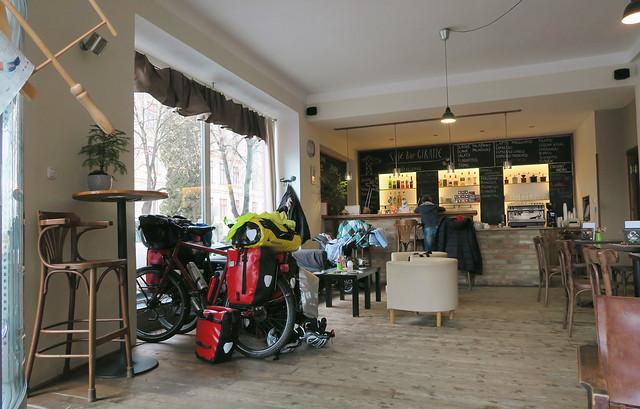 Cafe Girafe in Rudnice nad Labem