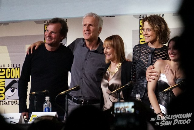 image - SDCC 2016 (Aliens 30th Anniversary Panel, Bill Paxton) 11