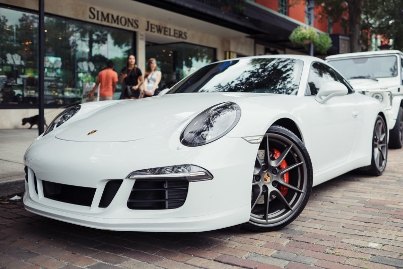 White on white, GTS & G63