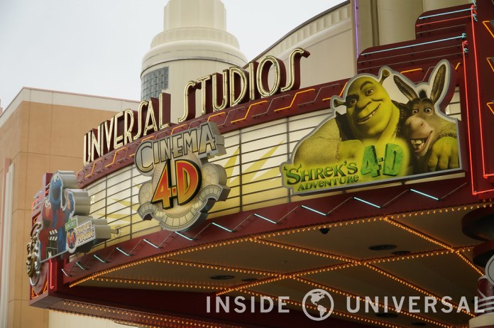 Universal Studios Japan - Shrek 4-D Adventure
