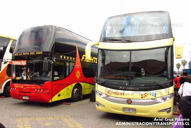 Fichtur Vip - Romani - Terminal La Serena