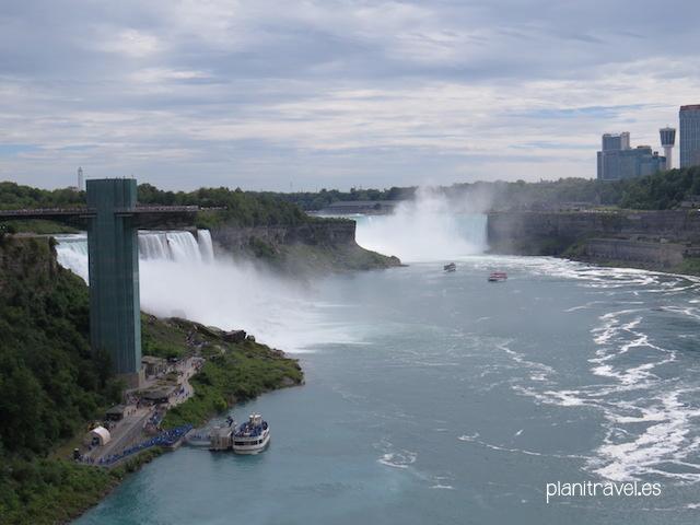 Niagara Ruta Costa Este EEUU