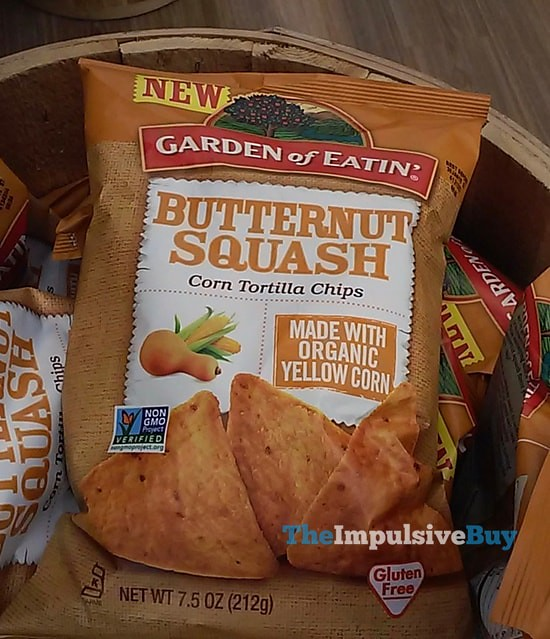 Garden of Eatin' Butternut Squash Tortilla Chips